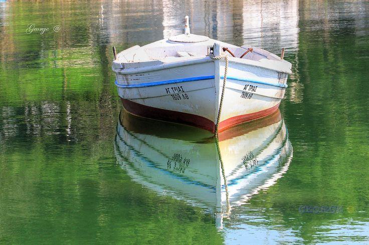 https://flic.kr/p/FJAPKt   Colours in the Water * Boats