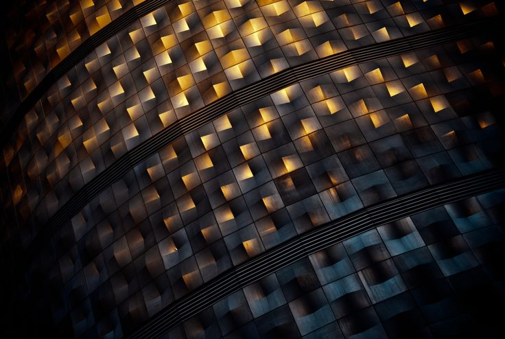 Metal Glow - Metal Structure