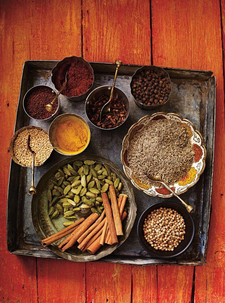 Recette de Ricaro de mélange d'épices pour cari
