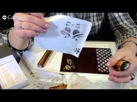 Выделение рельефа - Часть 3 - YouTube