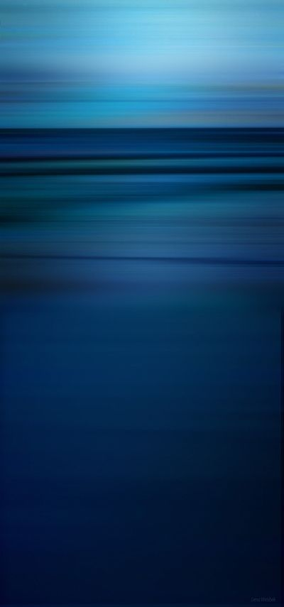 Endless Blue ~ Lena Weisbeck