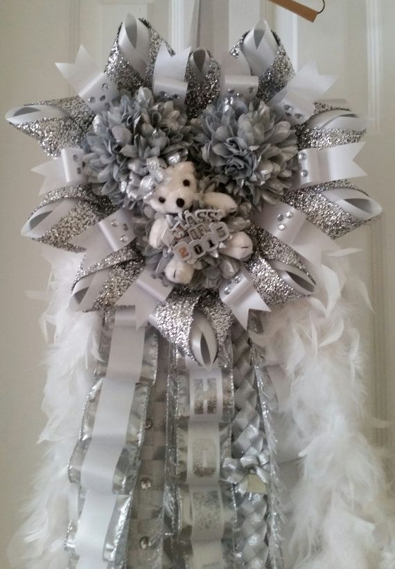 Hey, I found this really awesome Etsy listing at https://www.etsy.com/listing/197209865/senior-junior-triple-homecoming-mum