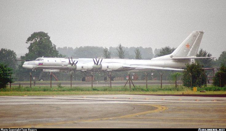 Tupolev Tu-95MS - Russia - Air Force