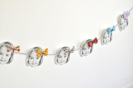 DIY Birthday Garland, by My Sparkle