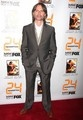 """Robert Carlyle at Fox's """"24: Redemption"""" world premiere in New York City."""