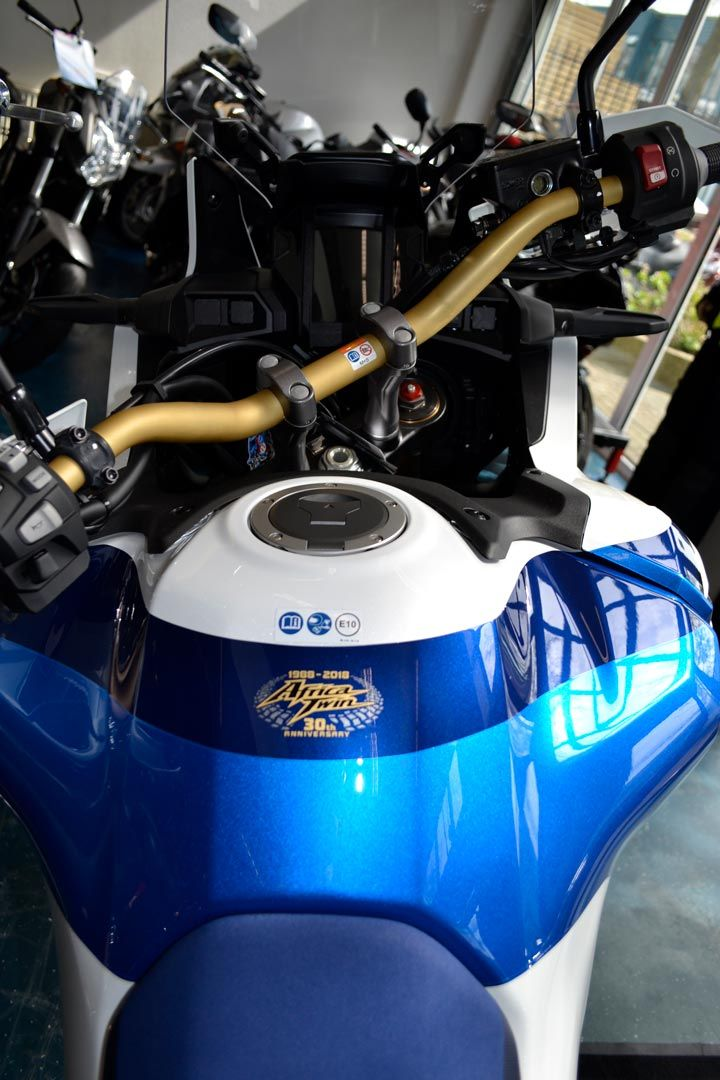 Honda CRF1000L Africa Twin Adventure Sports 30th anniversary – Bakker Motors Zaandam www.bakkermotors.nl