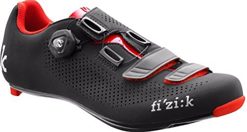 Fizik R4 UOMO BOA Road Cycling Shoes BlackRed Size 43  BlackRed * You can get additional details at the image link. This is an Amazon Affiliate links.