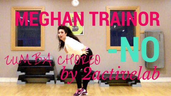 Meghan Trainor ( cover by Brianna Leah ) - NO ZUMBA CHOREO- BY 2ACTIVELAB - 2activelab