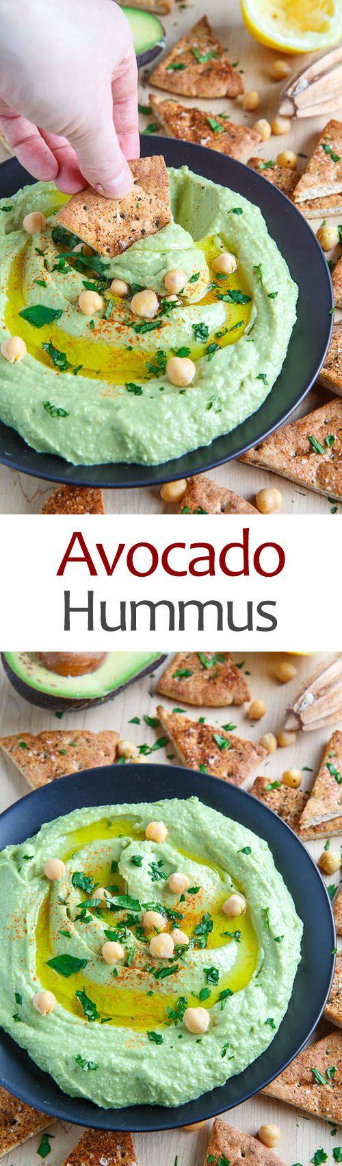 Avocado Hummus