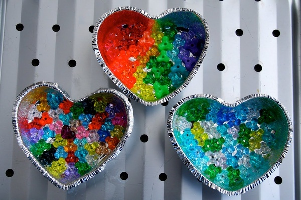 Melted Pony Beads Suncatchers great summer project must try! :: ecrafty