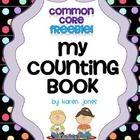 FREEBIE Counting Book