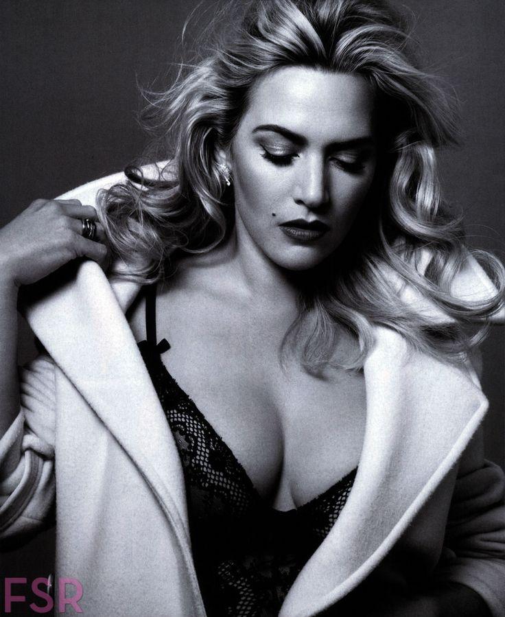 ☆ Kate Winslet | Photography by Daniel Jackson | For Harper's Bazaar Magazine US | June 2014 ☆