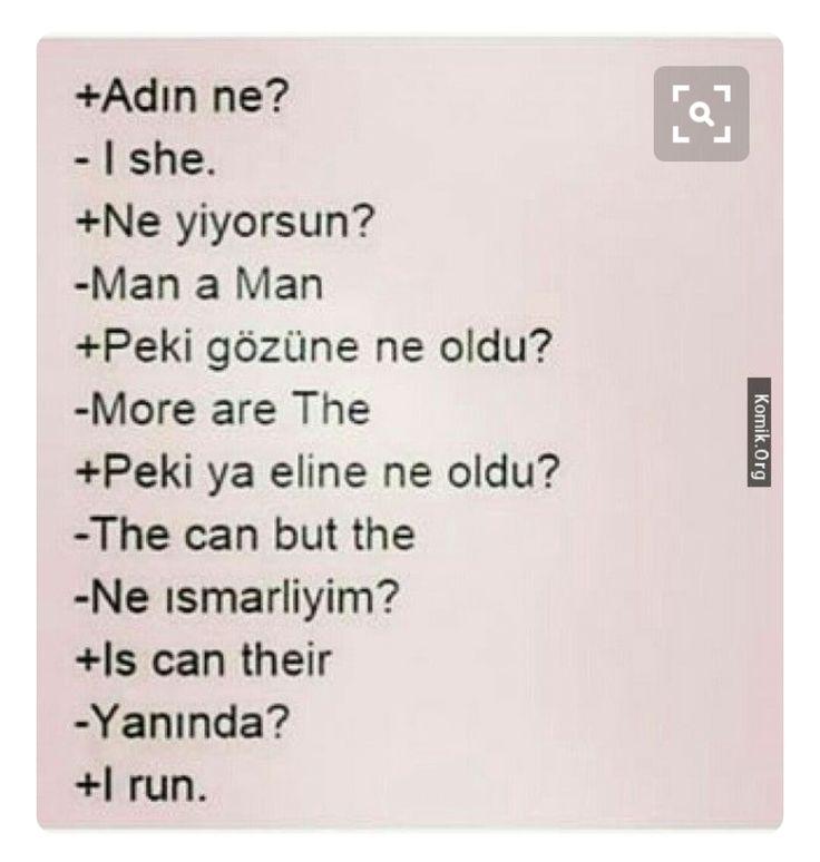 Ingilizce seviyem