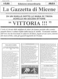 Giornalismo storico | Liceo Bottoni