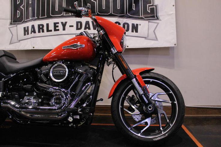2020 HarleyDavidson® FLSB Softail® Sport Glide® Baton