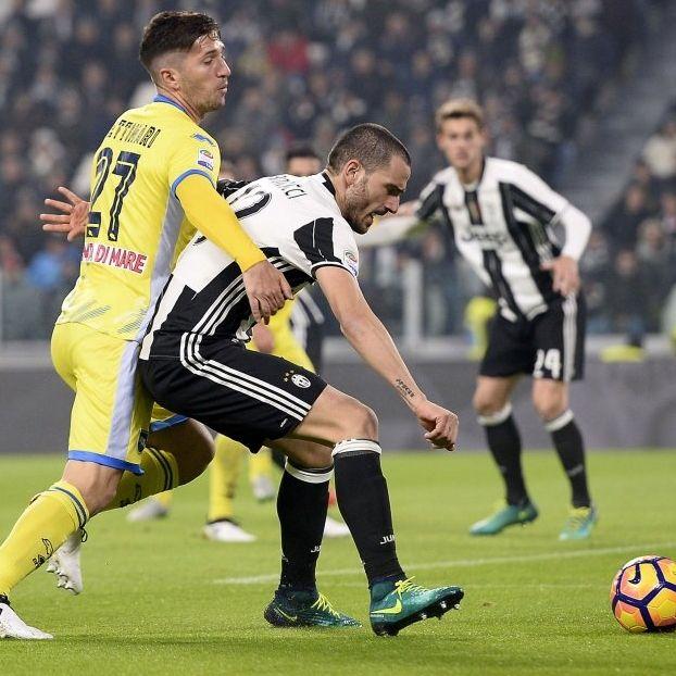 Davide #Vitturini contro Leonardo #Bonucci