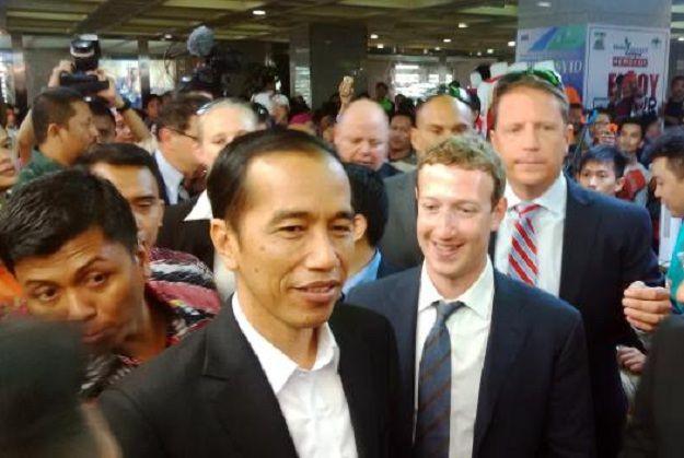 Jokowi Kunjungi Kantor Pusat Facebook di Silicon Valley : Presiden Joko Widodo mengunjungi Silicon Valley untuk berkunjung ke Kantor Pusat Facebook Googleplex dan Plug and Play sebagai lokasi akhir kunjunganya ke Amerika Ser