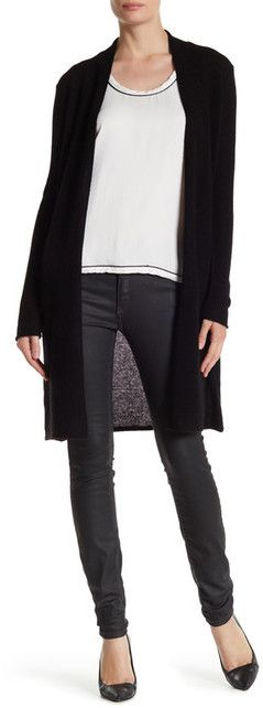 In Cashmere Long Cashmere Cardigan