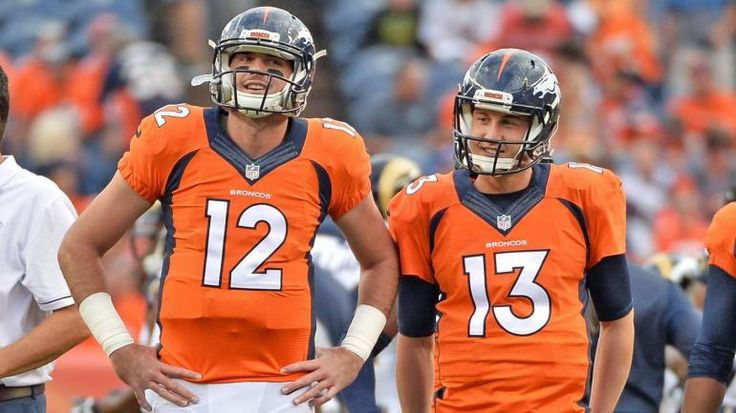 Trevor Siemian to start Broncos' preseason opener, Paxton Lynch up next