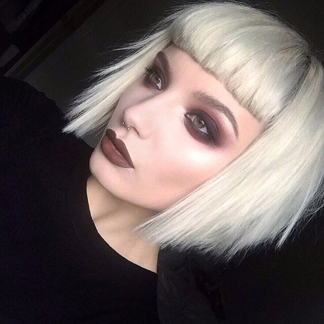 Smokin' fall combo using #VENUS & #SALEM via @pennold ✨ Purchase your fall shades on limecrime.com