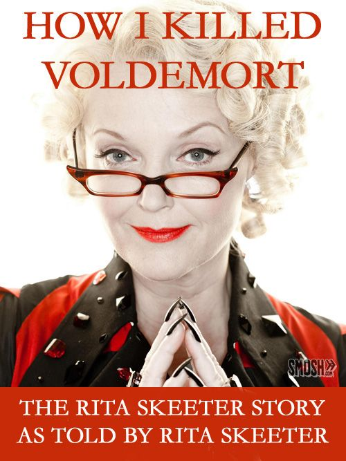 The exclusive tell-all, including how Rita Skeeter used Polyjuice potion to impersonate Harry Potter to do the deed