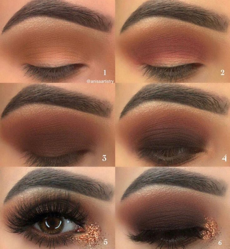 Makeup Tutorial Step By Step Pictures Smokey Eye Makeup Forever Invisible Cover …