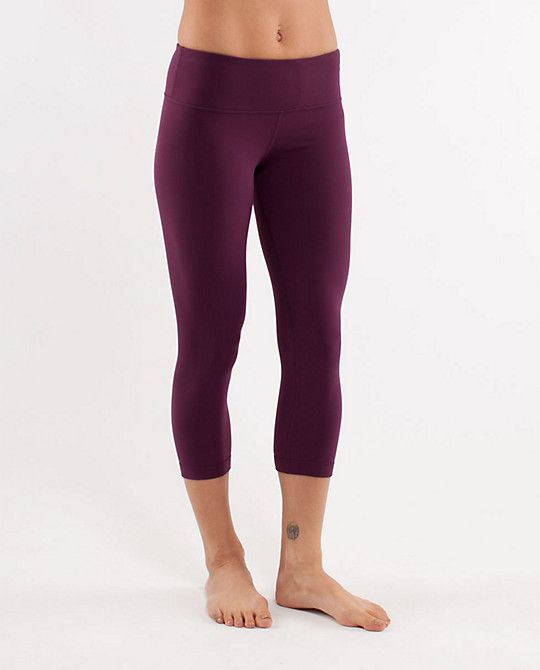 Most amazing Yoga / workout pants I have ever owned.  NEED them in this color too!