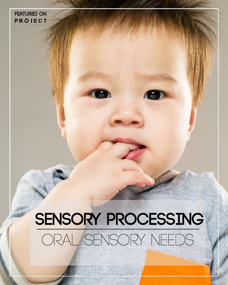 Confused about Sensory Processing? This post is a great overview of oral sensory processing needs.