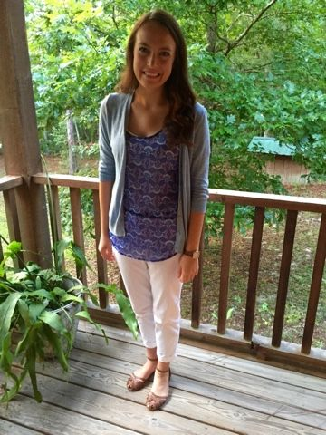 This blog has teacher outfits for every day of the school year…