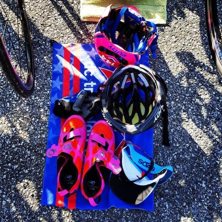 Triathlon checklist