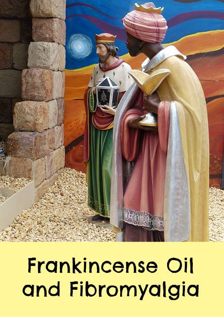 Frankincense oil and fibromyalgia, how this Biblical oil is being used (by some people) as a natural remedy for a modern disease.