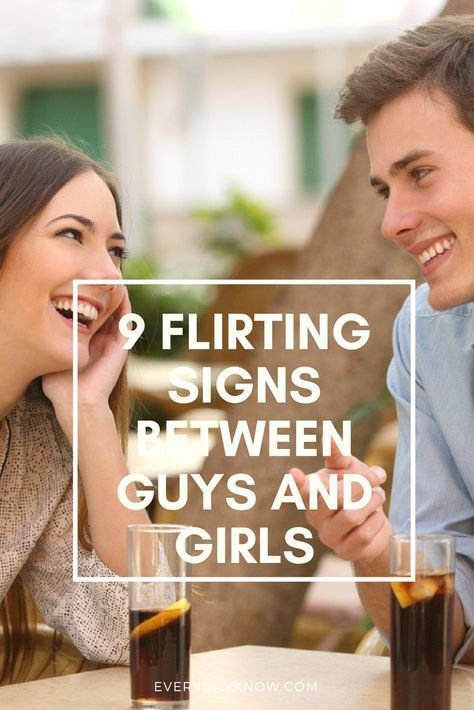 flirting signs of married women like to be like today