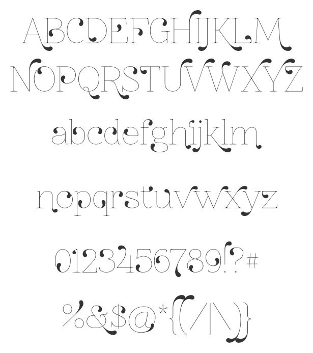 » 10 Free Fonts for Your Art and Design   Redbubble Blog