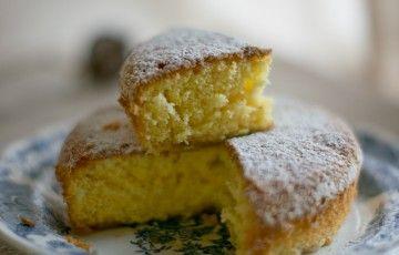 Torta soffice senza lattosio e senza glutine