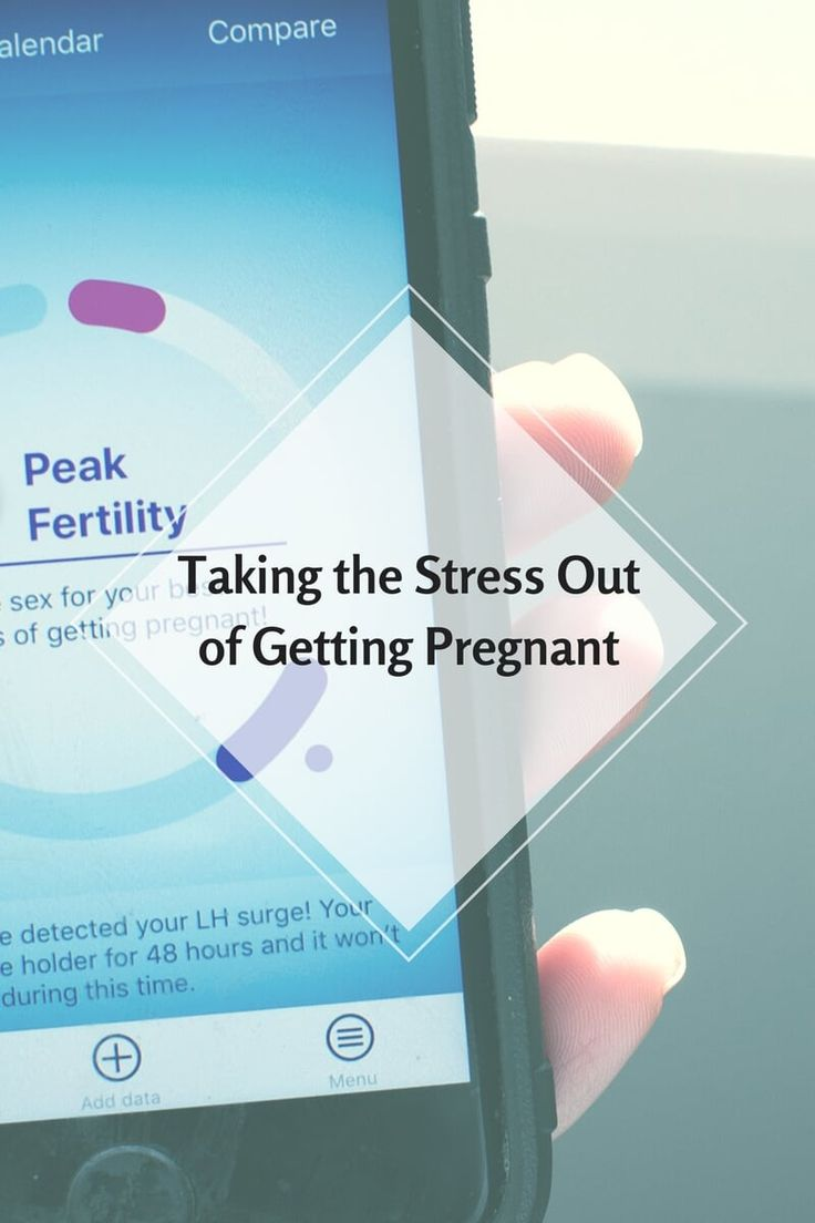 Taking the stress out getting pregnant with Clearblue® Connected Ovulation Test System and App
