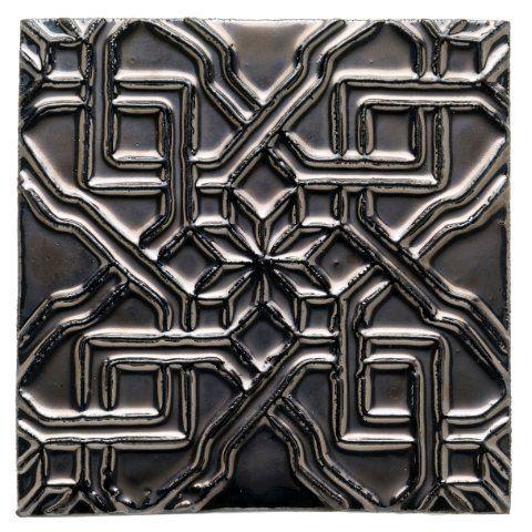 Textured tiles - Domenico Mori