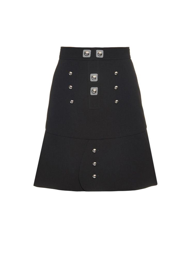 Tessel wool-crepe skirt   Peter Pilotto   MATCHESFASHION.COM US