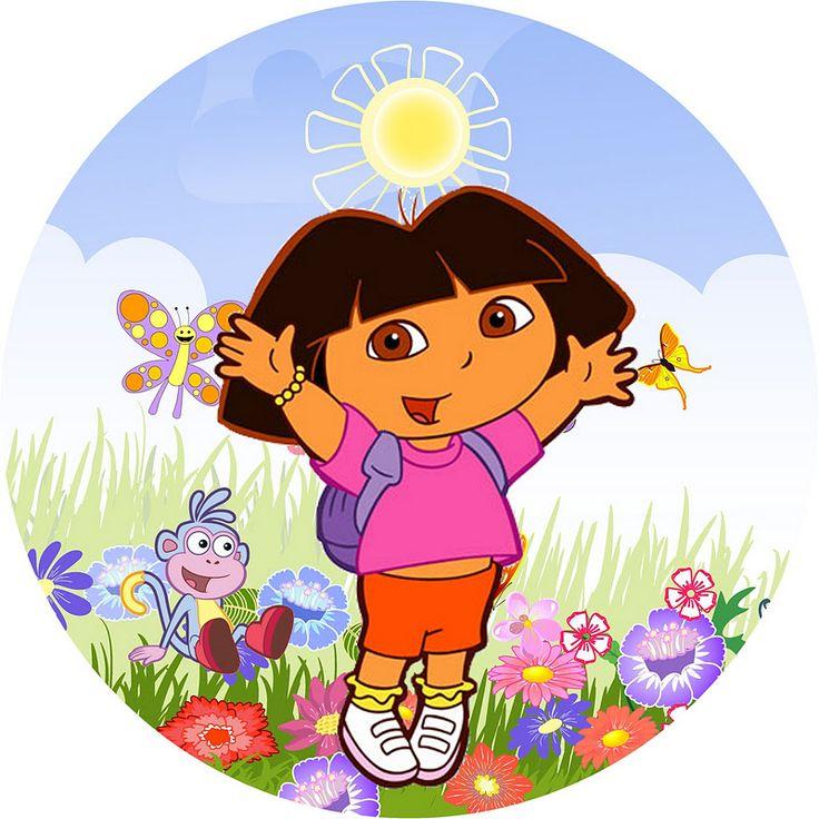 Imágenes de Dora la Exploradora. | Ideas y material gratis para fiestas y celebraciones Oh My Fiesta!