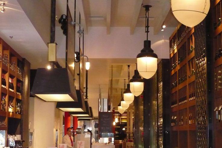 proyecto de iluminación para un restaurante.