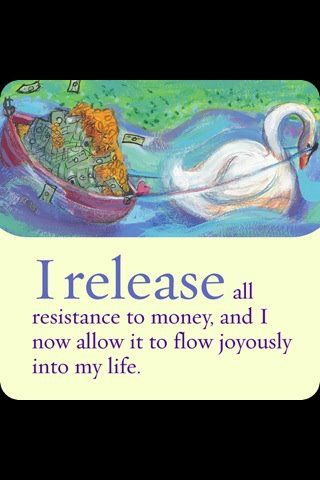 Affirmations - Money- Louise Hay