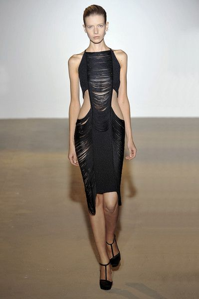 Jil Sander at Milan Fashion Week Spring 2009 - Runway Photos