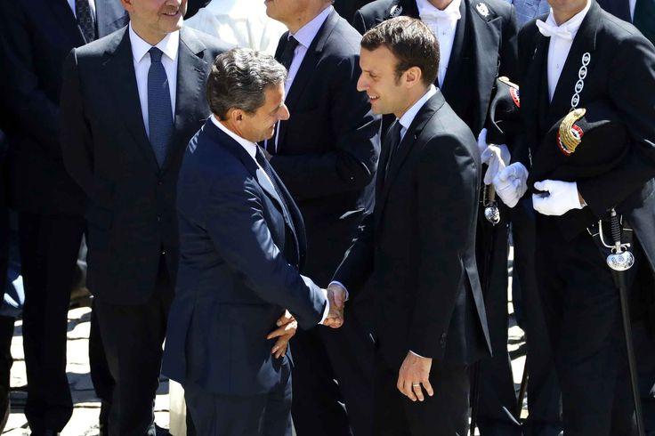 Les hommages à Michel Rocard en images Sarkosky, Macron