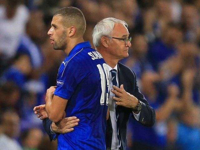 Team News: Slimani, Vardy lead Leicester line #LeicesterCity #Southampton #Football