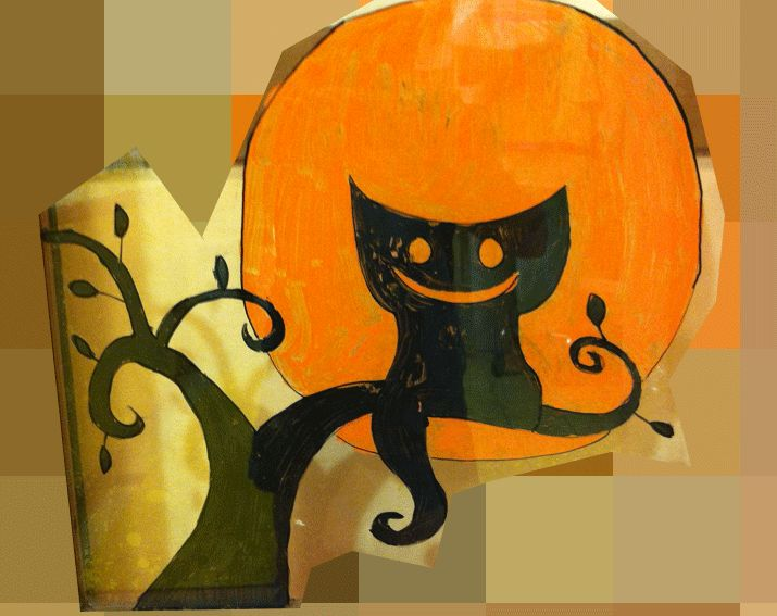 chat-halloween