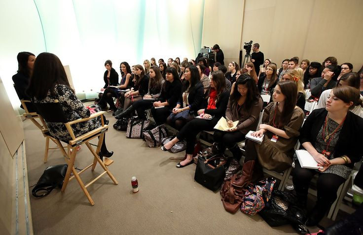 Rebecca Minkoff Photos: TEEN VOGUE'S Fashion University - DAY 1