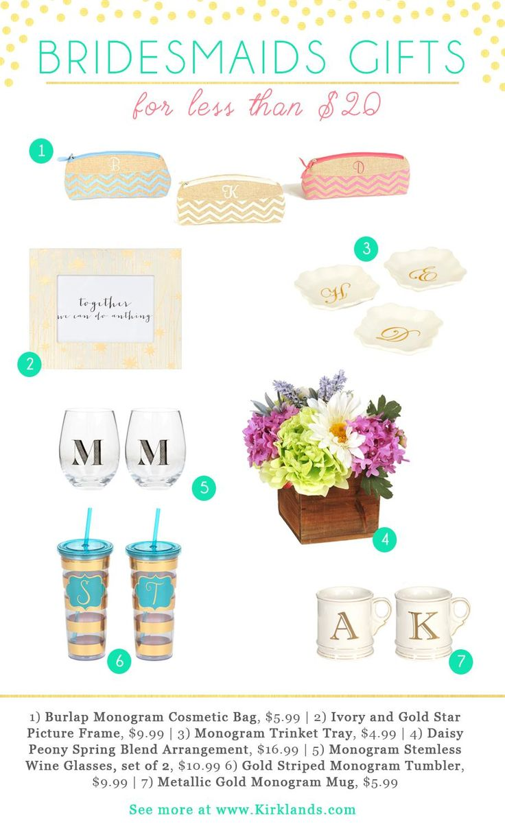 90 best WEDDING PARTY GIFTS images on Pinterest | Party gifts, Party ...