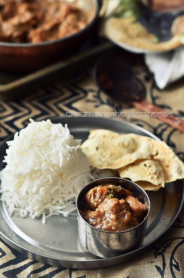 Garam Masala Tuesdays: Pepper Chicken Chettinad