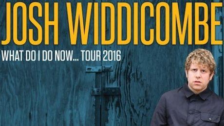 Josh Widdicombe: What Do I Do Now Tickets at New Victoria Theatre,