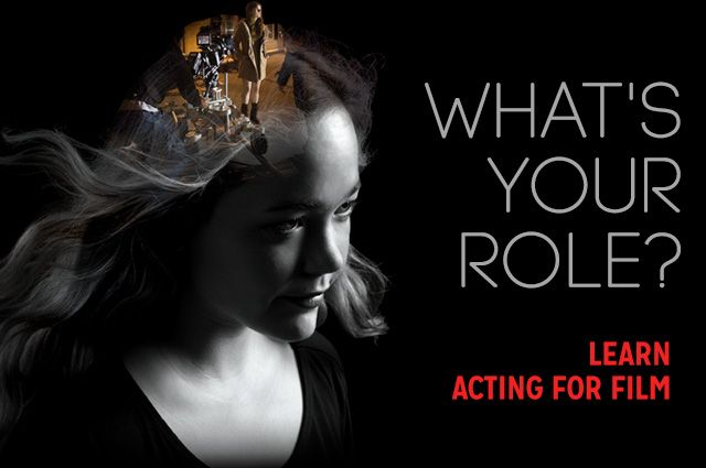 What's Your Role | New York Film Academy