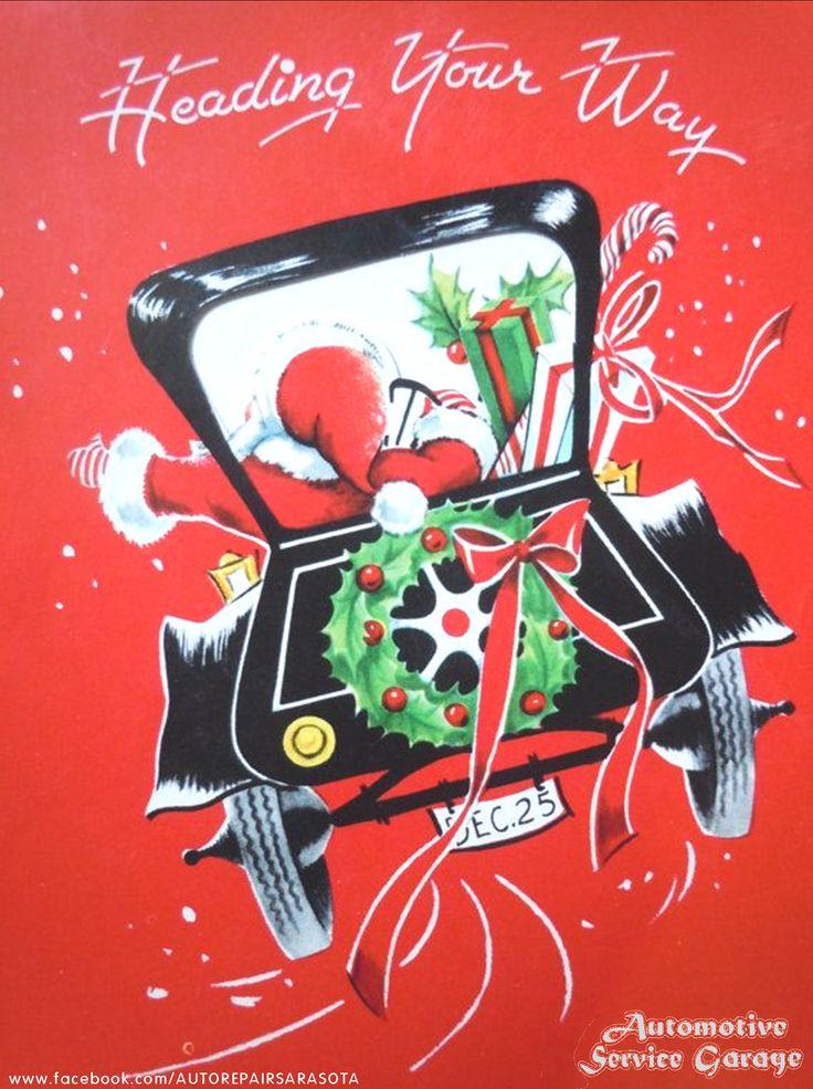 124 best Holiday: Christmas - Automotive / Car Theme ...